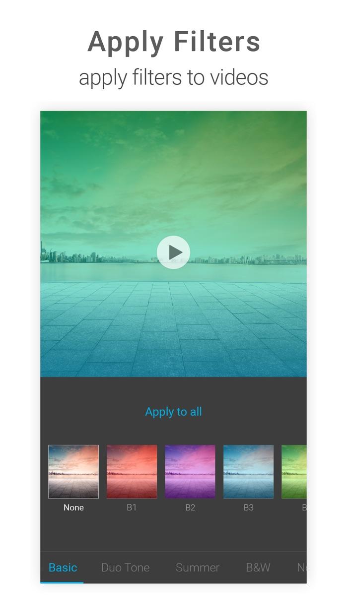 Video Editor -Crop Video Maker Screenshot