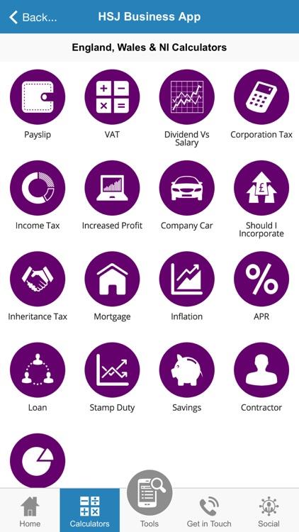 HSJ Business App