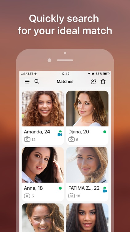 AmoLatina: app for dating&chat