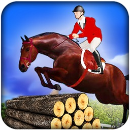 Real Horse Jumping Sports