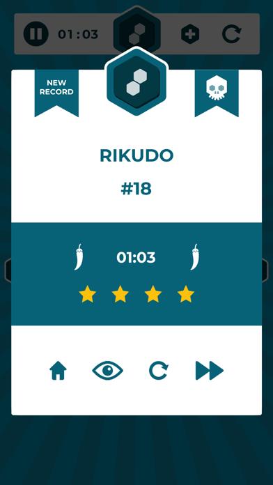 Number Mazes: Rikudo Puzzlesのおすすめ画像4