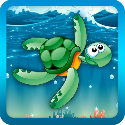 Flappy Turtle - Ocean Jump!
