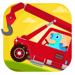 70.恐龙救援车-赛车,卡车和汽车儿童游戏总动员