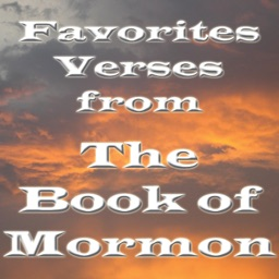 Favorite Verses from The Book of Mormon