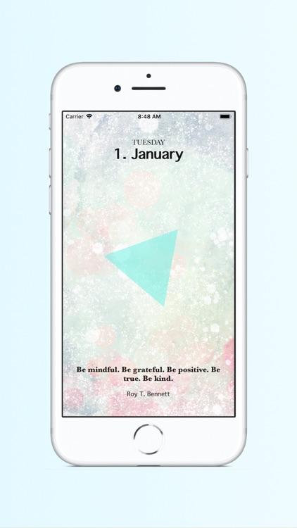 Mindfulness Calendar 2019