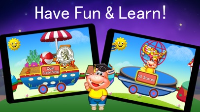 Animal Circus: Learning Games-2