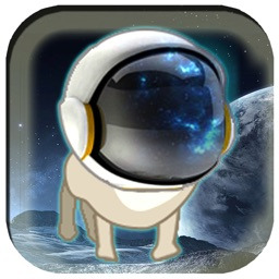Flappy Space Dog