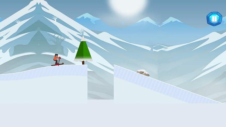 Snow Ski Adventure screenshot-3