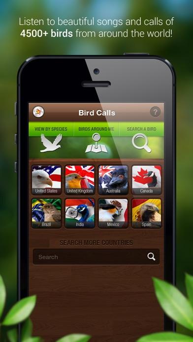 Bird Songs - Bird Call & Guide screenshot one