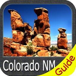 Colorado National Monument - GPS Map Navigator
