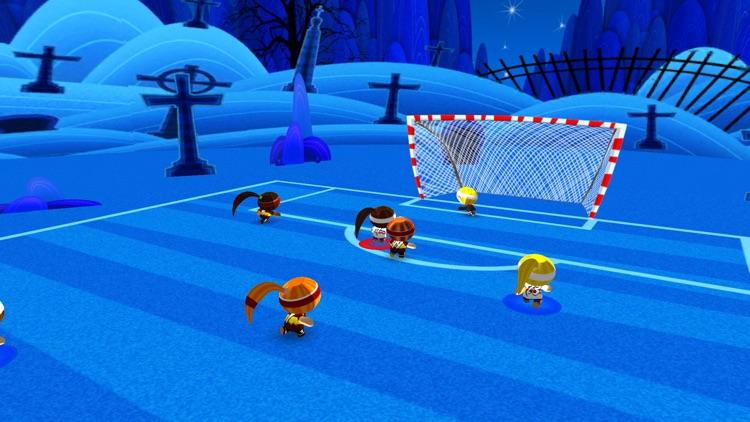 Chop Chop Soccer screenshot-4