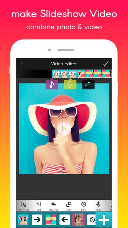 Video Editor - Editing Studio