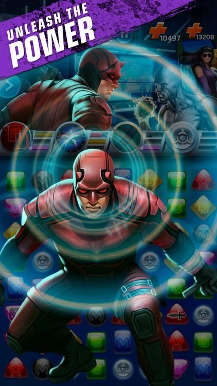 Marvel Puzzle Quest screenshot-3