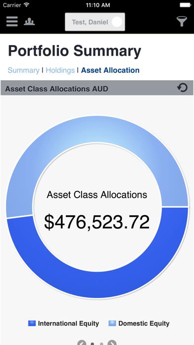 Equity&Super screenshot two