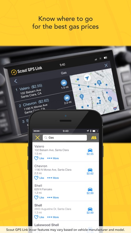 Scout GPS Link screenshot-4
