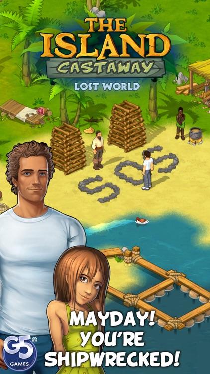 The Island Castaway® screenshot-0
