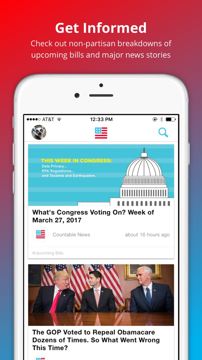 Countable - Contact Congress Screenshot