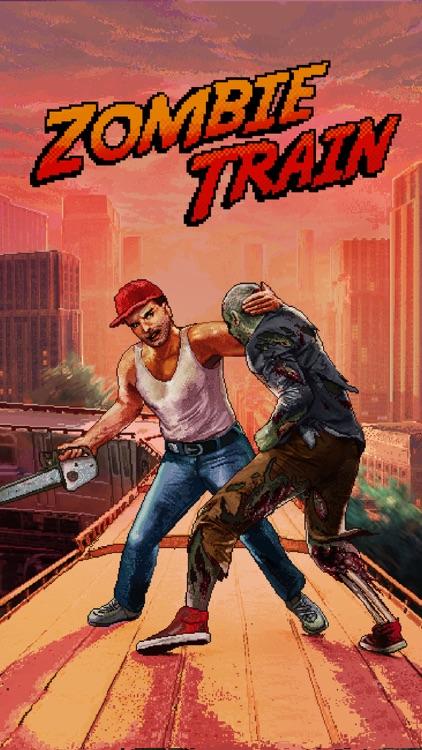 Zombie Train Survival Fight