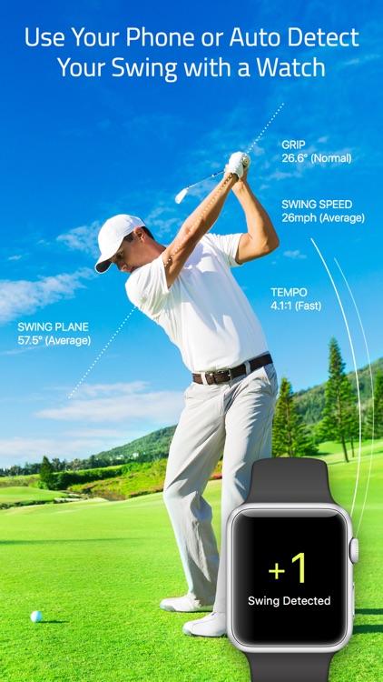 TrackMyGolf Golf GPS screenshot-0