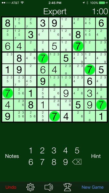 Sudoku· screenshot-1