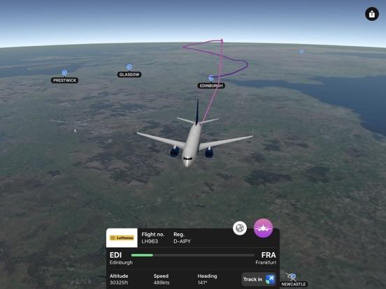 Plane Finder 3D screenshot 6