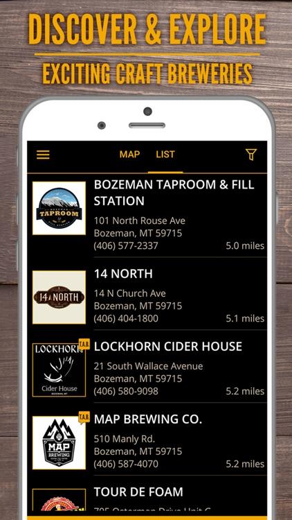 PintPass - Text Craft Beer screenshot-3