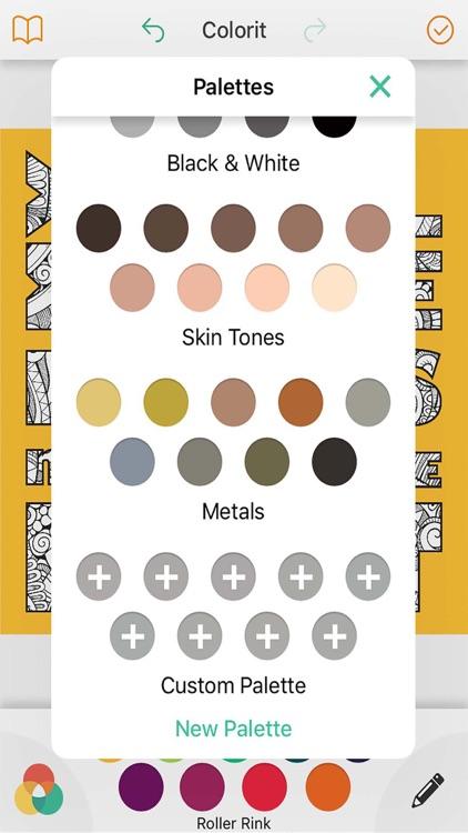 NataliArt Love Coloring book screenshot-4