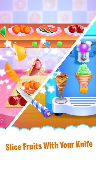 Yummy Ice Cream Making Shop screenshot four