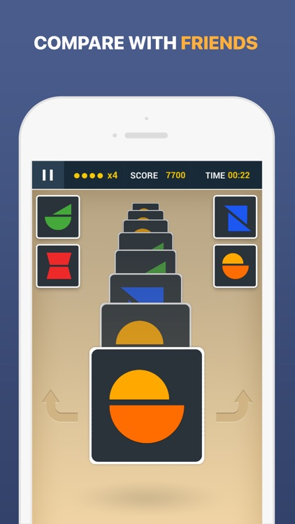 Sharply - Brain Training screenshot-3