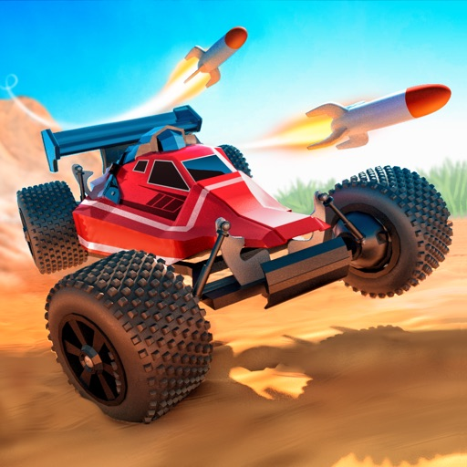 Download Battle Cars: Nitro RC free for iPhone, iPod and iPad