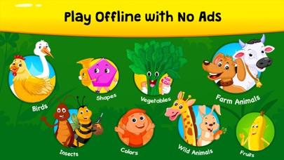 KidloLand: Kids Nursery Rhymes app image
