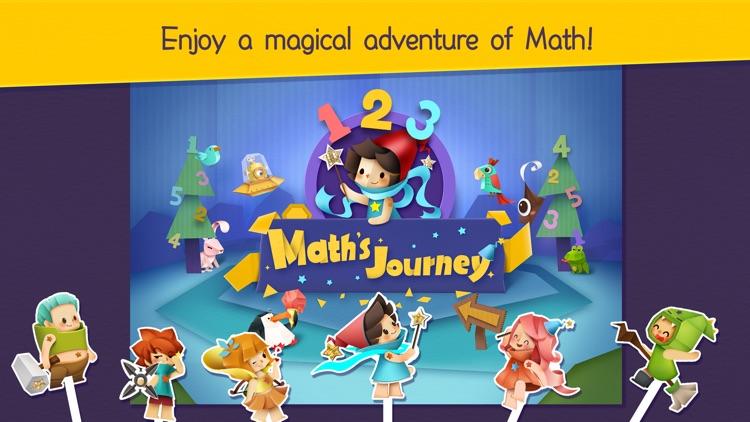 Math's Journey screenshot-4