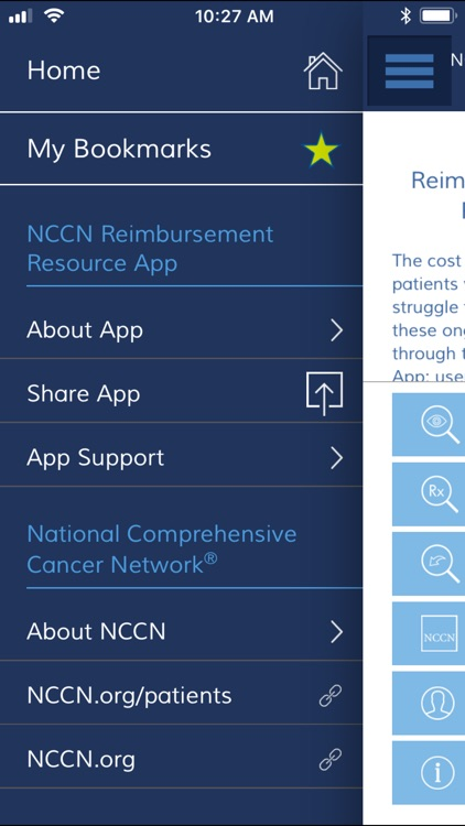 NCCN Reimbursement Resource screenshot-3