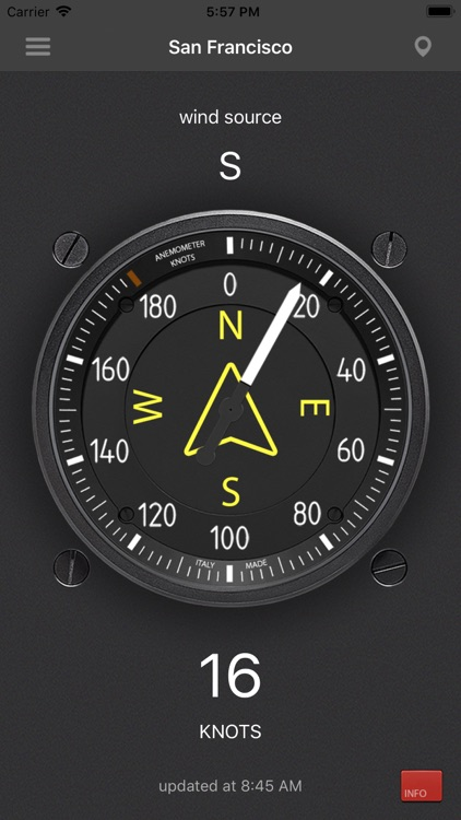 Anemometer - Wind speed screenshot-0