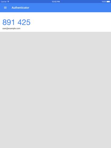 Screenshot #4 pour Google Authenticator