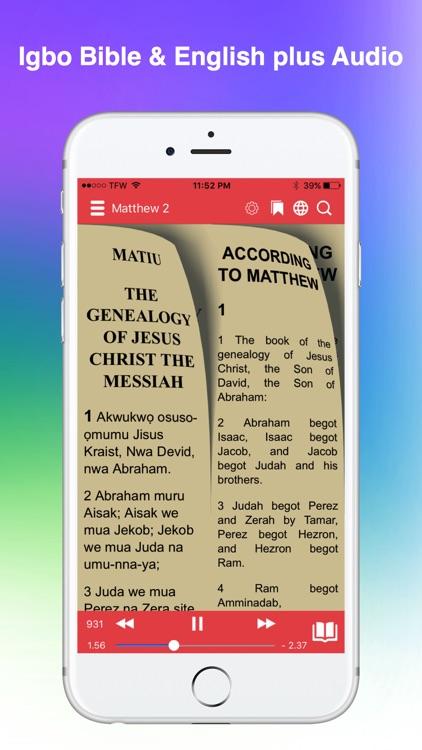Igbo Bible Audio screenshot-3