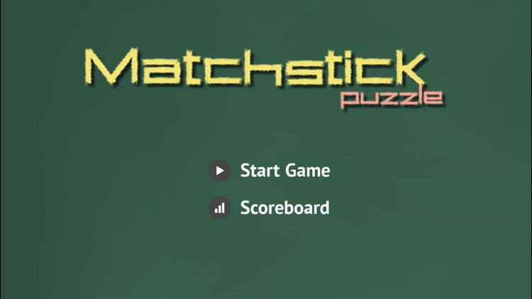 Matchstick Puzzle screenshot-1