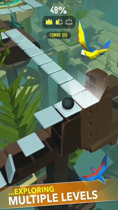 Dancing Ball World: Music Game screenshot 4