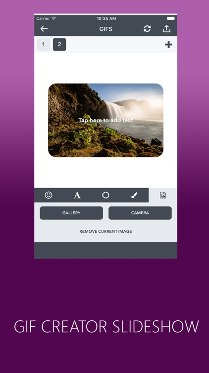 Gif Slideshow Maker from Photos