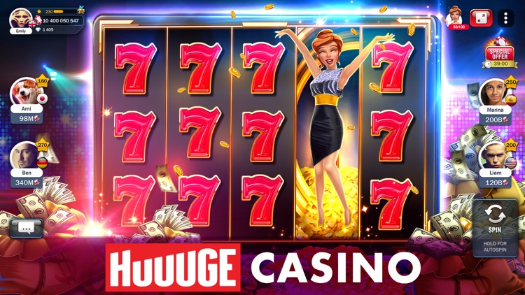 Slot Machines - Huuuge Casino