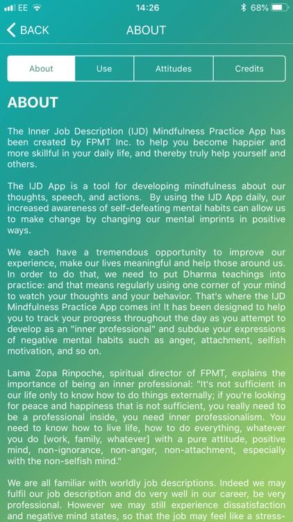 IJD Mindfulness Practice App screenshot-5