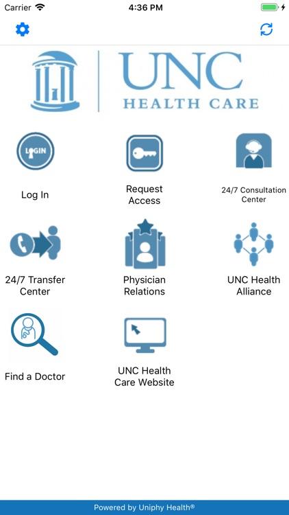 UNC ConnectADoc