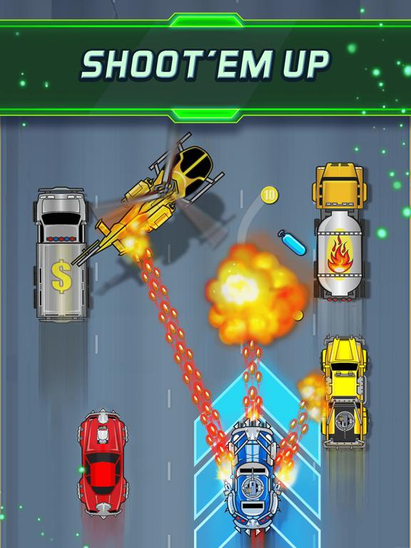 Road Riot Combat Racing screenshot