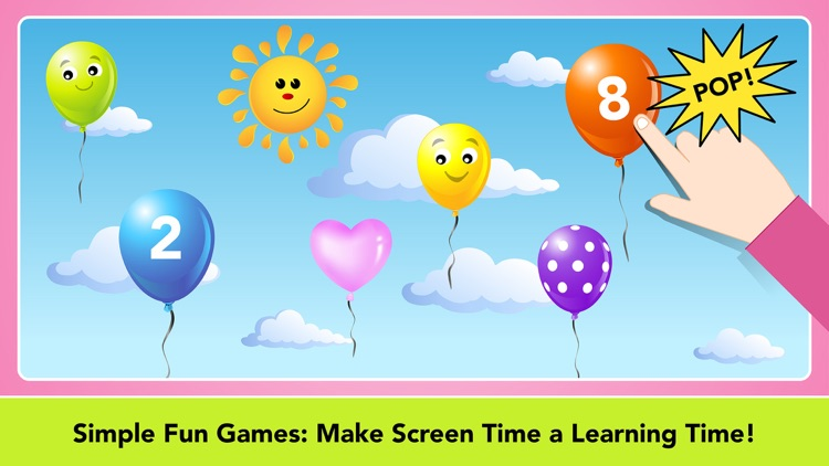 Baby games for 2 -4 year olds· screenshot-7