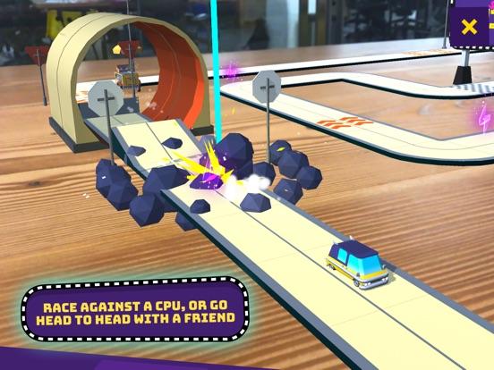 Room Racer AR для iPad