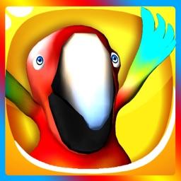 Talking Parrot Pet
