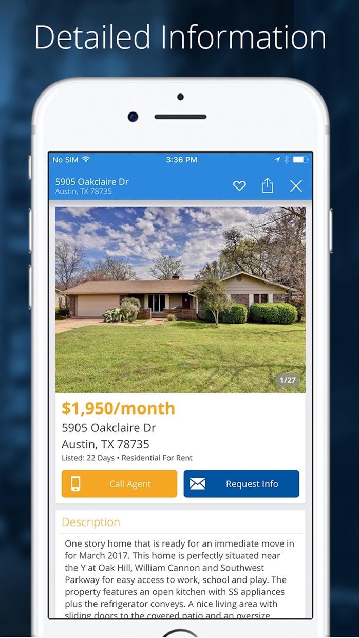 Homes.com Rentals & Apartments Screenshot