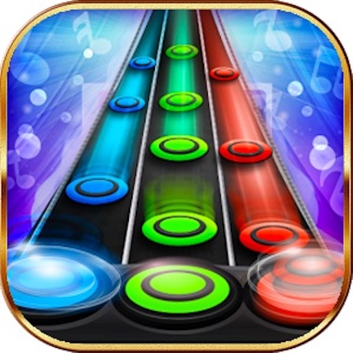 Rock Guitar Music Tap