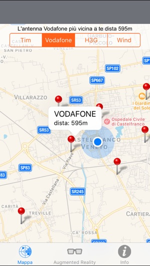 Antenne Veneto Screenshot