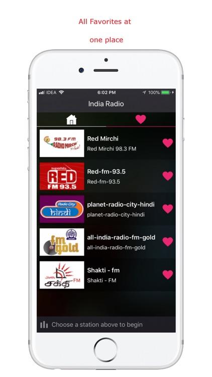 All India Radio Station LiveFM screenshot-3